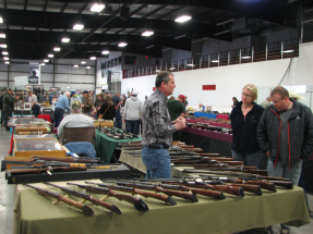 High Prairie Gun and Sportsman Show