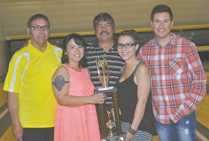 SPORTS – C Section bowling champs of 2015-16