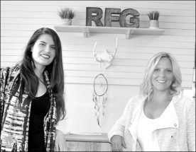Local fashion store helps spur rural movement