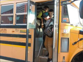 School division puts cameras in buses