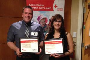 High Prairie pool wins 2 Red Cross awards