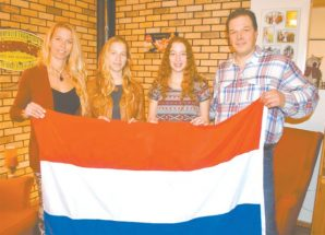 The Dutch celebrate Christmas twice
