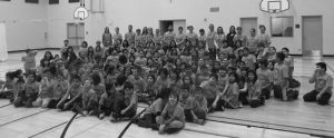 Joussard School – students take stand against bullying