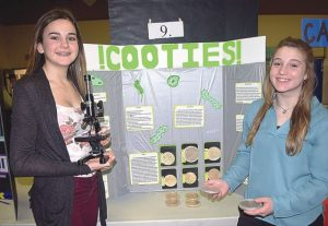 PRJH 2017 Science Fair Results (and more pics!)