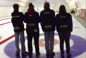 E.W. Pratt Senior Curling Team off to strong start at Provincials