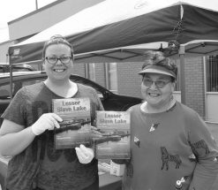PICs – Watershed council holds barbecue