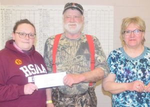 Joussard team wins annual JCA ice fishing tourney