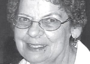 Obituary – Elizabeth Anne Reade