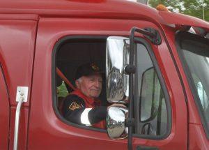 PICs – Seniors treated to special parade
