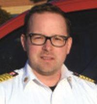 County fire chief Sturgeon resigns