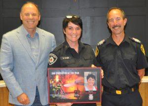 High Praire Fire Department presents 2019 awards