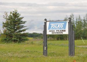 Tax break for Tolko continues