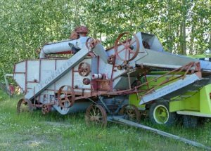 Historic machinery finds new home at Kinosayo Museum