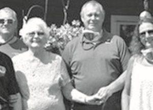 PICs – Ruecker couple celebrates 70th anniversary