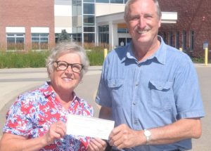 PIC – Plains supports HP hospital