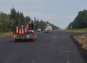 PICs – Highway upgrades complete