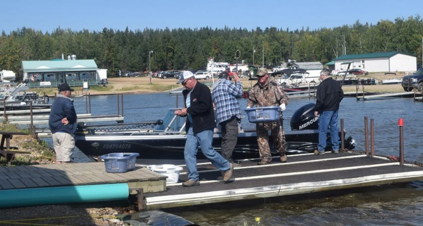 Golden Walleye Classic cancelled