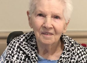 Obituary – Madeleine Marie [née Brochu] Hébert