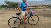 Kinuso grandmother cycles for cancer
