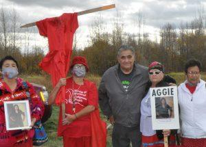 Sisters in Spirit Walk brings awareness, healing