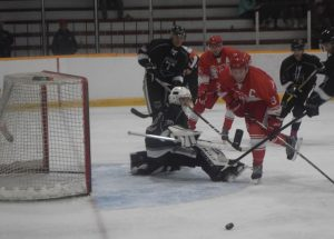 Wings swept in season-opening series