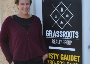 Gaudet joins Grassroots Realty team