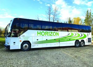 Horizon offers new way to travel