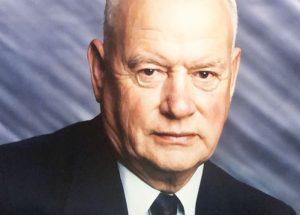 """Obituary – Gilbert """"Tippy"""" Jacobsen"""