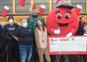 PIC – 4th Annual Toy Drive wraps up