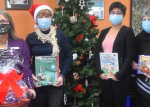 Join the library's virtual Christmas card