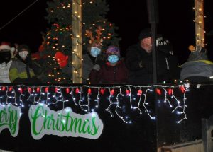 PICs – Dazzling lights highlight start of holiday season