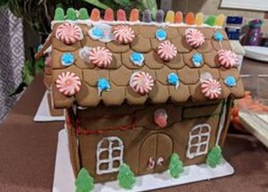PICs – Gingerbread contest ongoing!
