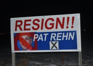 Rehn booted from UCP; will have to sit as Independent
