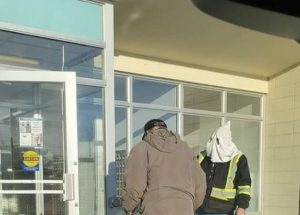 Peace River police say they have identified man in KKK-style hood