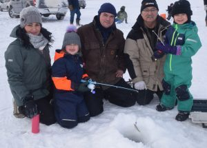 Kids Can Catch proceeds Feb. 13-15