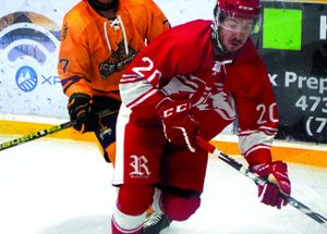 Red Wings sweep Ice Kings to reach final