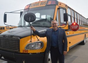HPSD begins recruiting bus drivers for fall