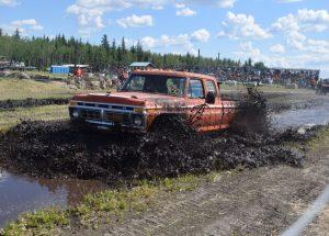 Mud bog returns to Triangle July 3-4