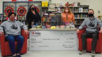 $20,000 grant in the books for Prairie River