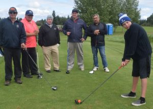 Big Lakes plans golf charity for August