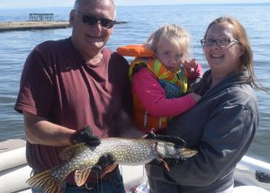 Golden Walleye Classic returning to Shaw's Point