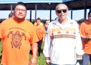 Gathering inspires healing for victims