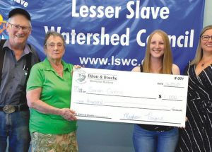 Cairns awarded Watershed Council bursary