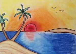 Art students expand skills to create wonderful works