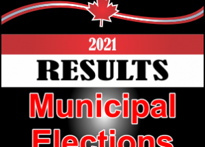 2021 MUNICIPAL ELECTION RESULTS